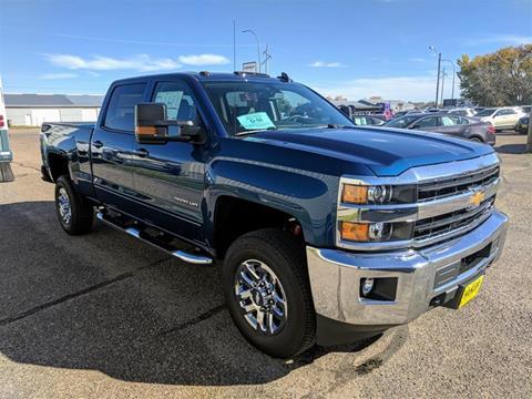 2018 Chevrolet Silverado 2500HD for sale in Webster, SD