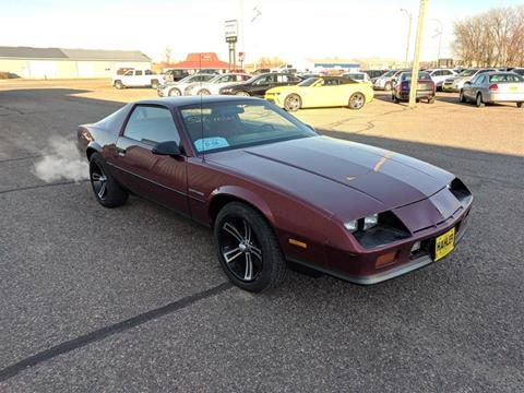 1986 Chevrolet Camaro for sale in Webster, SD