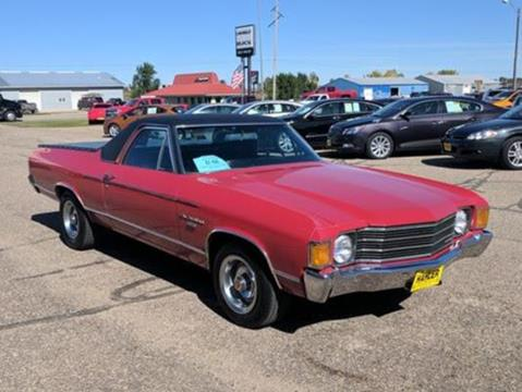 1972 Chevrolet El Camino for sale in Webster, SD