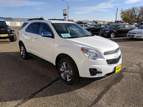 2015 Chevrolet Equinox for sale in Webster, SD