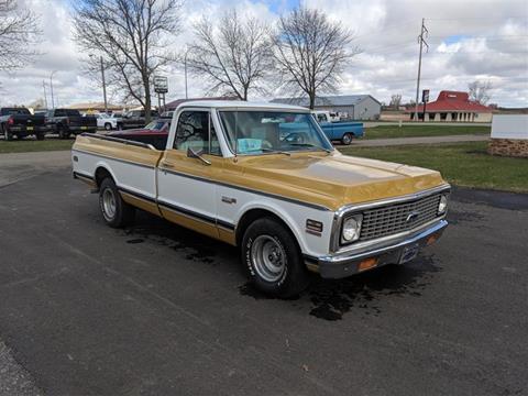 80s model chevy 4x4