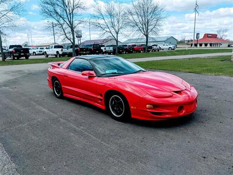 1998 Pontiac Firebird for sale in Webster, SD