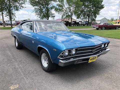 1969 Chevrolet Chevelle for sale in Webster, SD