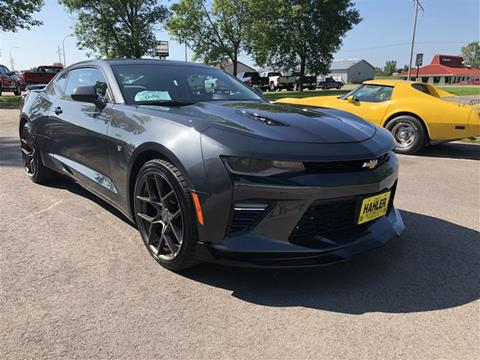 2017 Chevrolet Camaro for sale in Webster, SD