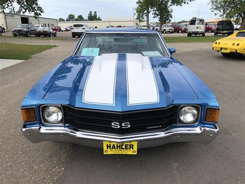 1972 Chevrolet Chevelle for sale in Webster, SD