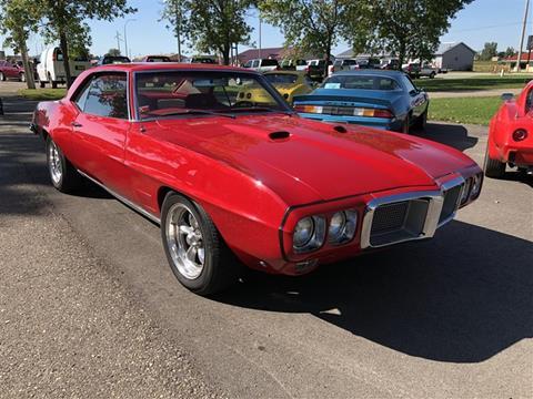 1969 Pontiac Firebird for sale in Webster, SD