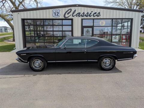 1969 Chevrolet Chevelle for sale at Dave Hahler Automotive in Webster SD