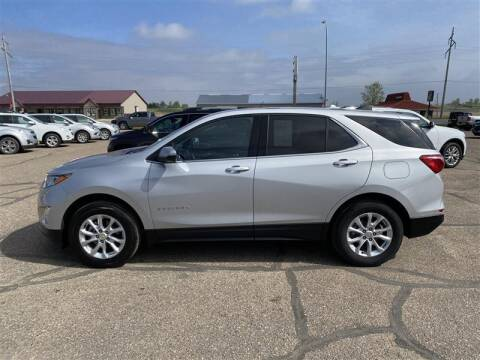 2019 Chevrolet Equinox LT for sale at Dave Hahler Automotive in Webster SD
