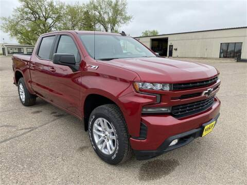 2020 Chevrolet Silverado 1500 for sale at Dave Hahler Automotive in Webster SD