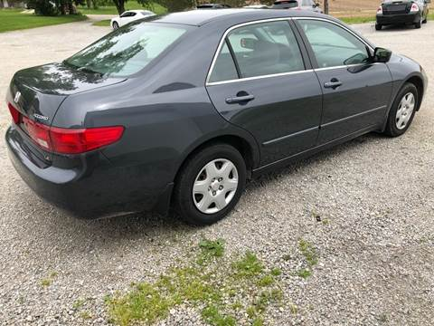 2005 Honda Accord for sale in Columbia City, IN