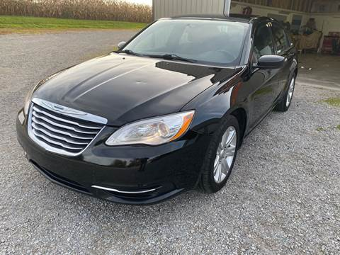 2011 Chrysler 200 for sale at AutoWorx Sales in Columbia City IN