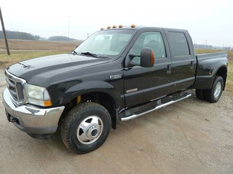 2004 Ford F-350 Super Duty for sale at AutoWorx Sales in Columbia City IN