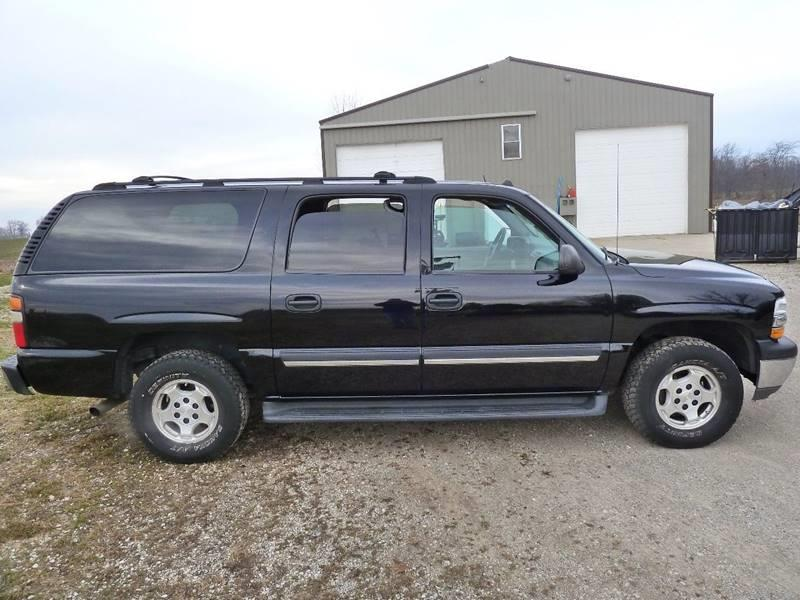 2005 Chevrolet Suburban for sale at AutoWorx Sales in Columbia City IN