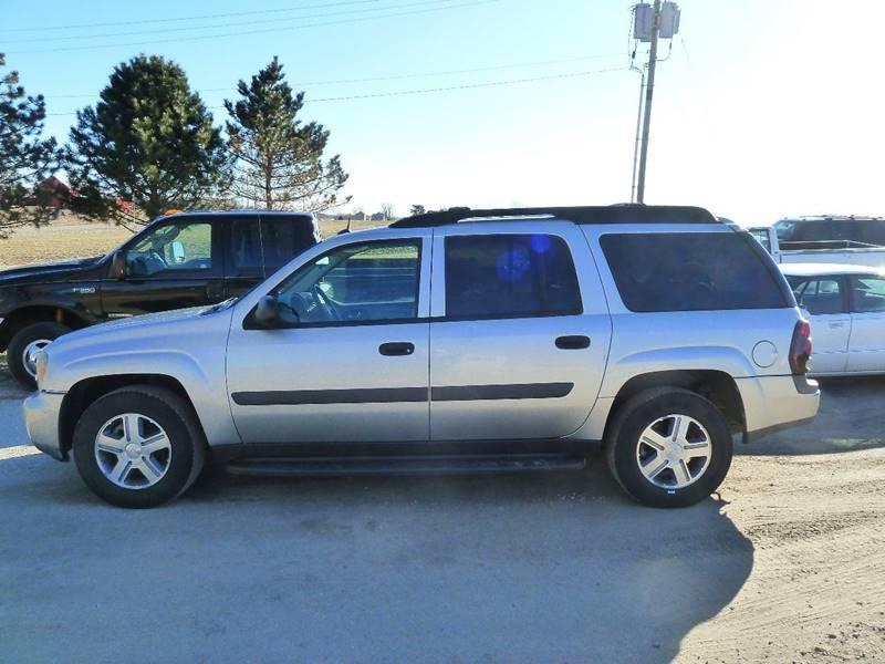2005 Chevrolet TrailBlazer EXT for sale at AutoWorx Sales in Columbia City IN