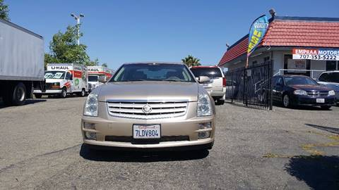 2005 Cadillac STS for sale in Fairfield, CA