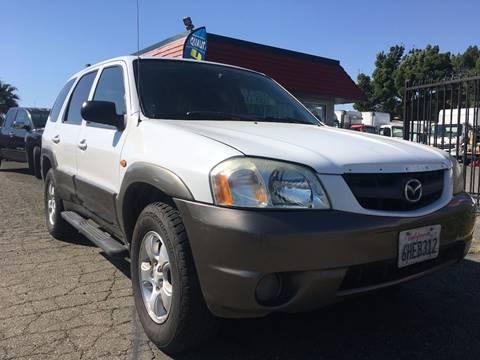 2003 Mazda Tribute for sale in Fairfield, CA