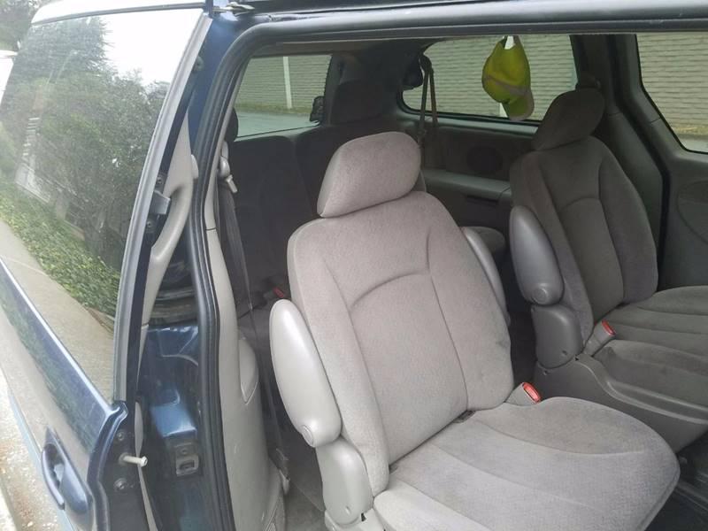 2001 Dodge Grand Caravan EX 4dr Extended MiniVan In Fairfield CA