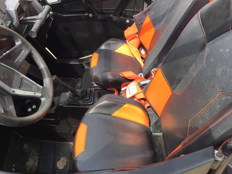 2014 RZR 1000XP for sale at RamKnick Motors LLC in Pekin IL