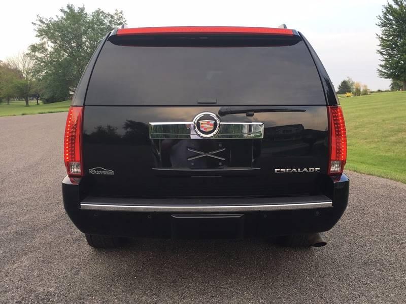 2008 Cadillac Escalade ESV for sale at RamKnick Motors LLC in Pekin IL