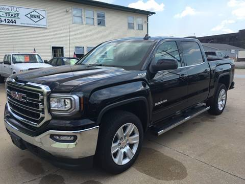 2017 GMC Sierra 1500 for sale at RamKnick Motors LLC in Pekin IL