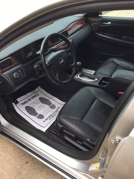 2008 Chevrolet Impala for sale at RamKnick Motors LLC in Pekin IL