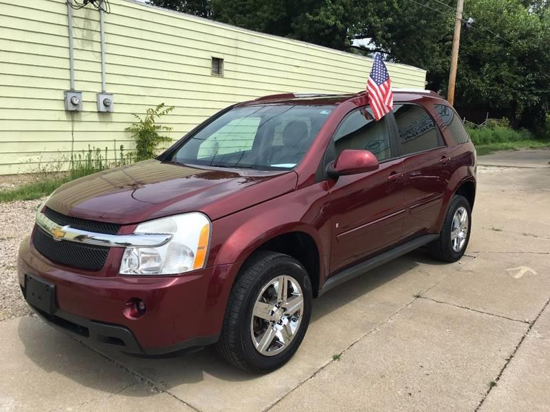 2008 Chevrolet Equinox for sale at RamKnick Motors LLC in Pekin IL