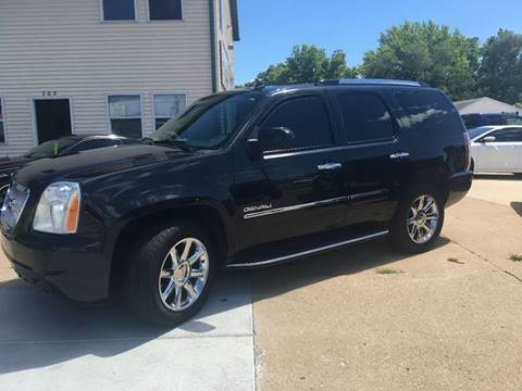 2012 GMC Yukon for sale at RamKnick Motors LLC in Pekin IL