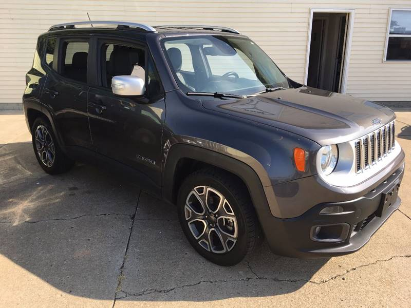 2016 Jeep Renegade for sale at RamKnick Motors LLC in Pekin IL