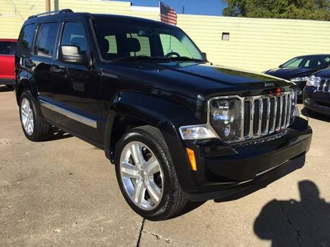 2012 Jeep Liberty for sale at RamKnick Motors LLC in Pekin IL