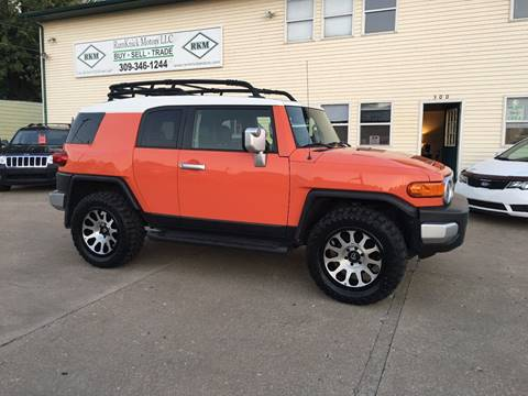 2014 Toyota FJ Cruiser for sale in Pekin, IL