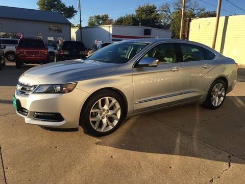 2014 Chevrolet Impala for sale at RamKnick Motors LLC in Pekin IL