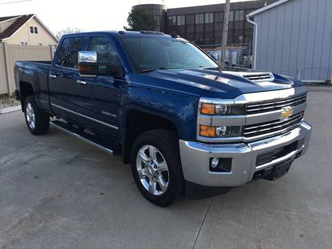 2017 Chevrolet Silverado 2500HD for sale at RamKnick Motors LLC in Pekin IL