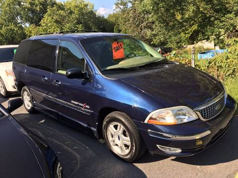 2003 Ford Windstar for sale in Plains, PA