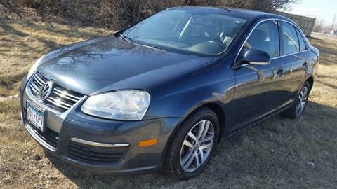 2006 Volkswagen Jetta for sale in Albany MN