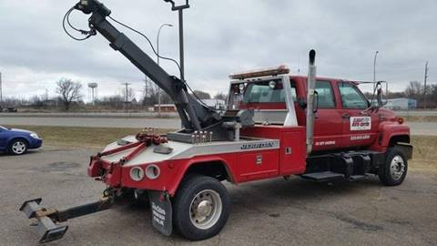 2000 GMC 6500 for sale in Albany MN