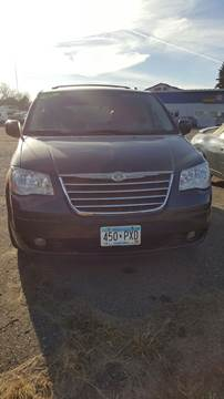 2008 Chrysler Town and Country for sale in Albany, MN