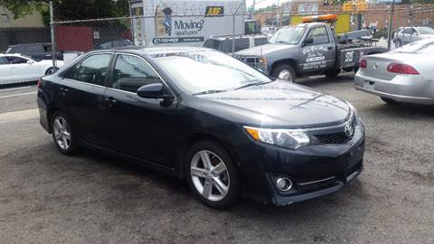 2012 Toyota Camry for sale in Bronx NY