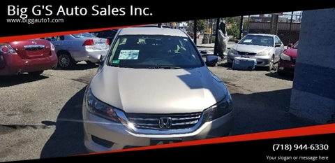 2014 Honda Accord for sale in Bronx, NY