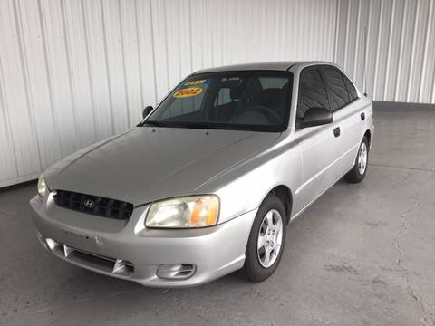 2002 Hyundai Accent for sale in Fort Smith, AR