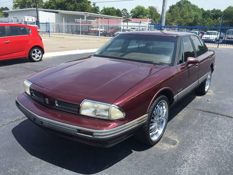 1992 Oldsmobile Eighty-Eight Royale for sale in Fort Smith, AR