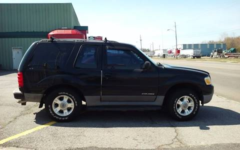 2002 Ford Explorer Sport for sale in Fort Smith, AR