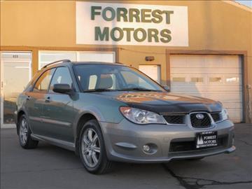 2006 Subaru Impreza for sale in Orem, UT