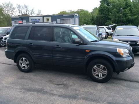 2006 Honda Pilot for sale in Johnston, RI