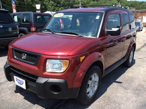 2006 Honda Element for sale in Johnston, RI
