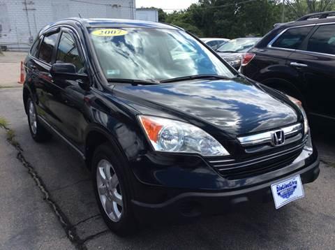 2007 Honda CR-V for sale in Johnston, RI