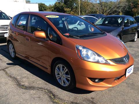 2011 Honda Fit for sale in Johnston, RI