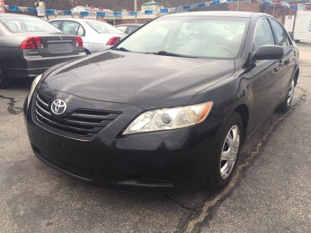 2007 Toyota Camry for sale at DISTINCTIVE MOTOR CARS UNLIMITED in Johnston RI