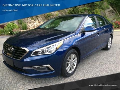 2015 Hyundai Sonata for sale in Johnston, RI