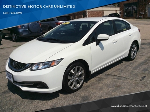 2015 Honda Civic for sale in Johnston, RI