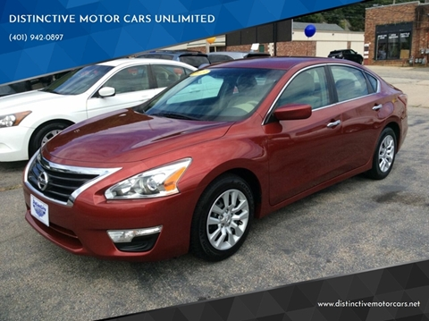 2013 Nissan Altima for sale in Johnston, RI